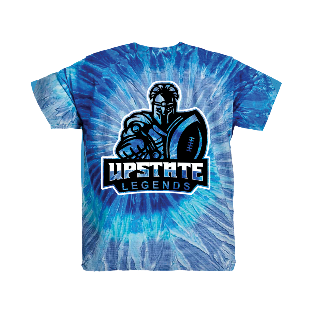 Upstate Legends - Tie Dye Shirt