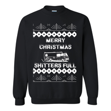 Load image into Gallery viewer, Shitters Full Ugly Christmas Sweater
