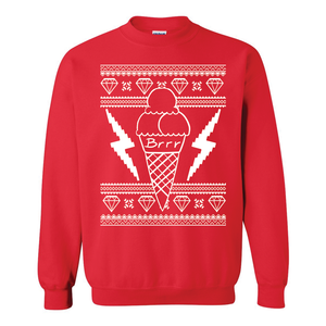 Gucci Brrr Ugly Christmas Sweater