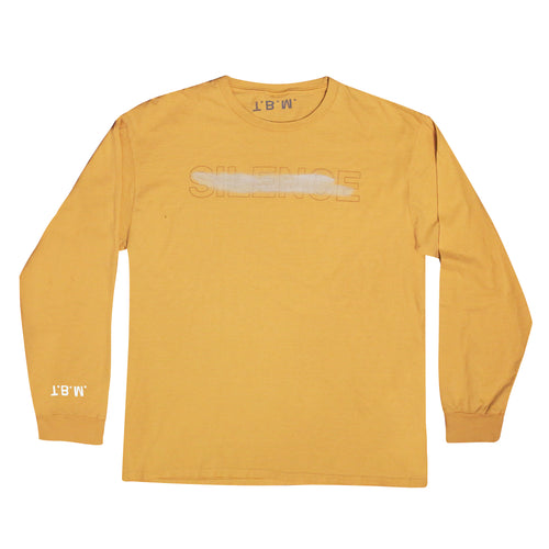 Yellow Silence - Long Sleeve