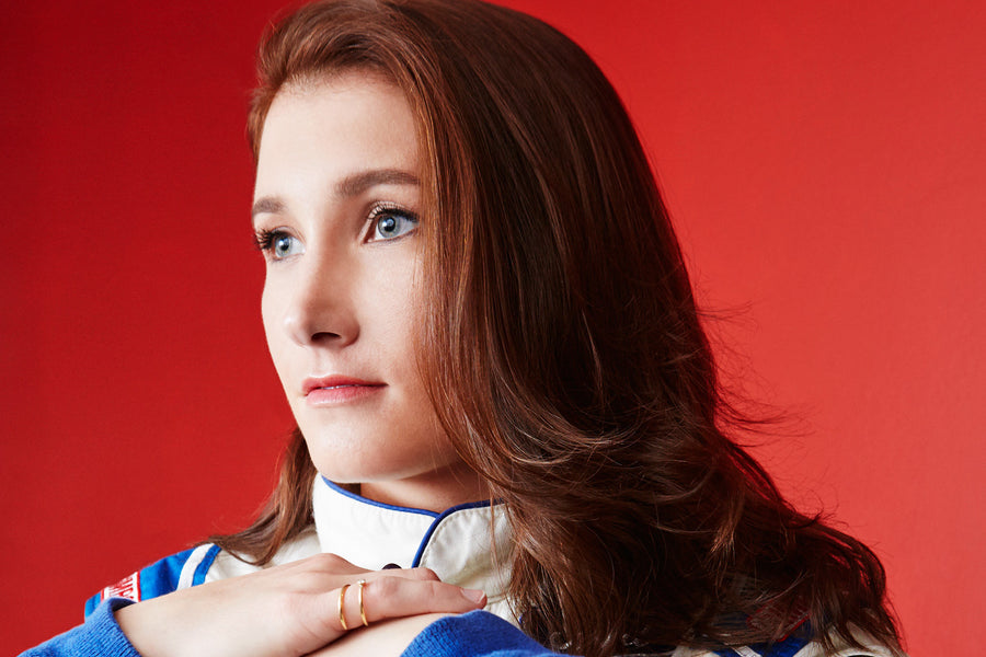 How NASCAR Driver Julia Landauer Learned To Thrive In A Male-Dominated Sport