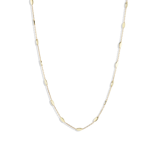 Chandni's Choker in Yellow Gold