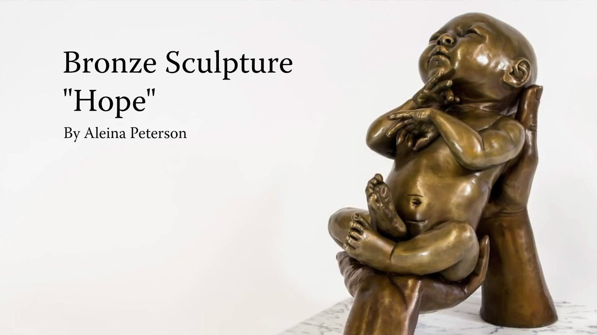Bronze-Sculpture-Hope-by-Aleina-Peterson