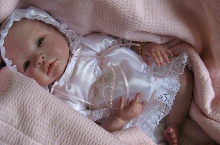 Billy reborn doll kit by Aleina Peterson Sold Out Kit Makes a Cute Baby SALE