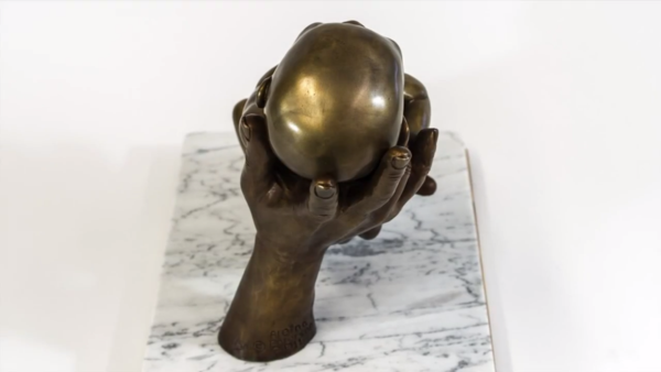 Bronze Sculpture - By Aleina Peterson (Image 7)