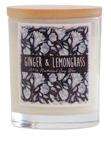 Noosa Handmade Candle - Ginger and Lemongrass