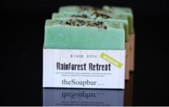 Rainforest Retreat Soap
