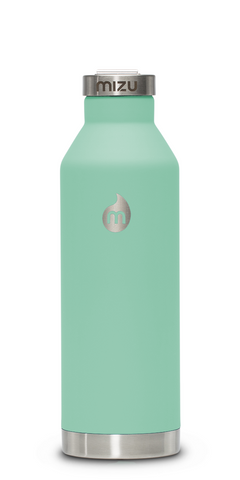Mizu Insulated Bottle V8 Soft Touch Spearmint