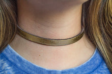 Julia Gold Choker