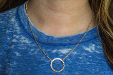 Gold Unity Necklace