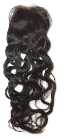 Silk Closure: Exotic Wave
