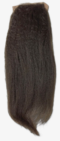 Lace Closure: Natural Straight