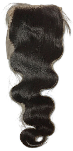 Lace Closure: Ocean Wave