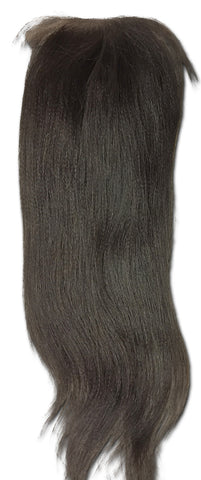 Lace Closure: Relaxed Straight
