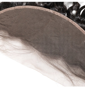 Lace Frontal: Exotic Wave