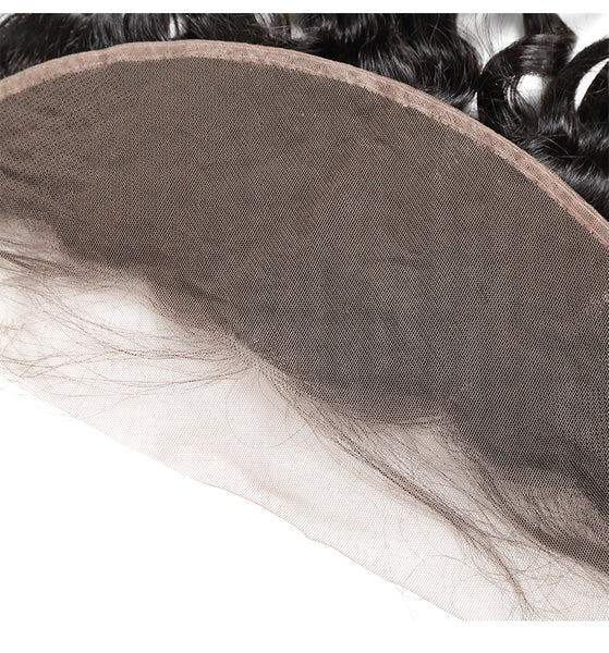 Lace Frontal: Silky Straight