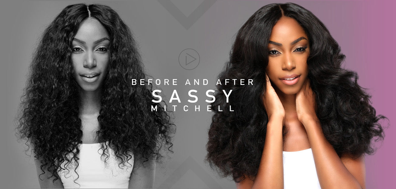 Sassy mitchell hair extensions with looks created by our pmusecretfo Gallery