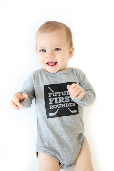 Future First Rounder Onesie