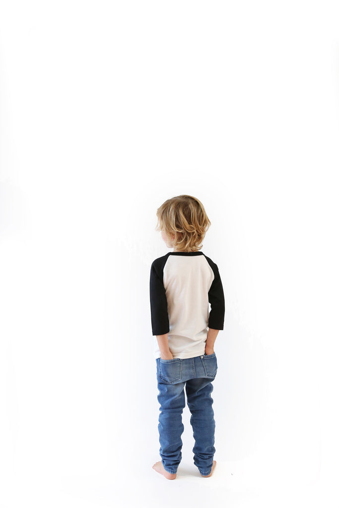 Future First Rounder Kid's Baseball Tee