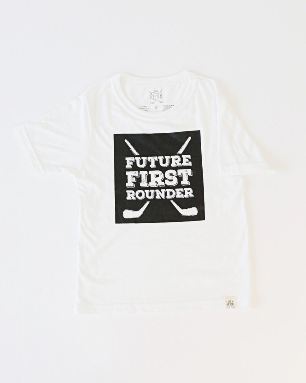 Future First Rounder Kid's Tee