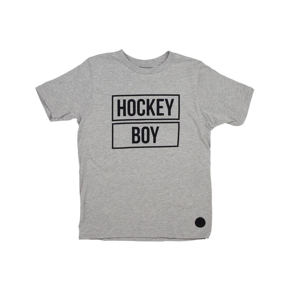 Hockey Boy Kids Tee