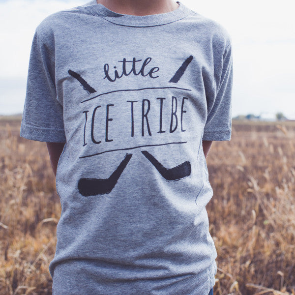 Little Ice Tribe Youth Tee