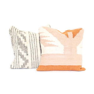 decorative wool cushion