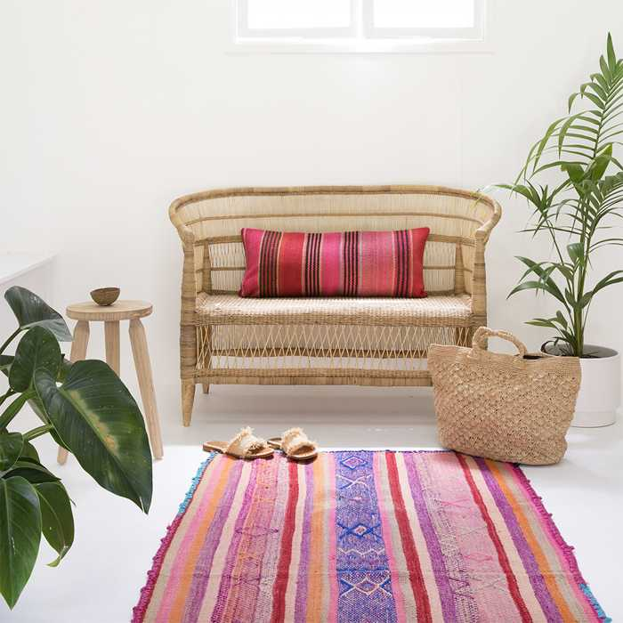 Central & South American Rugs, Frazadas, Cushions