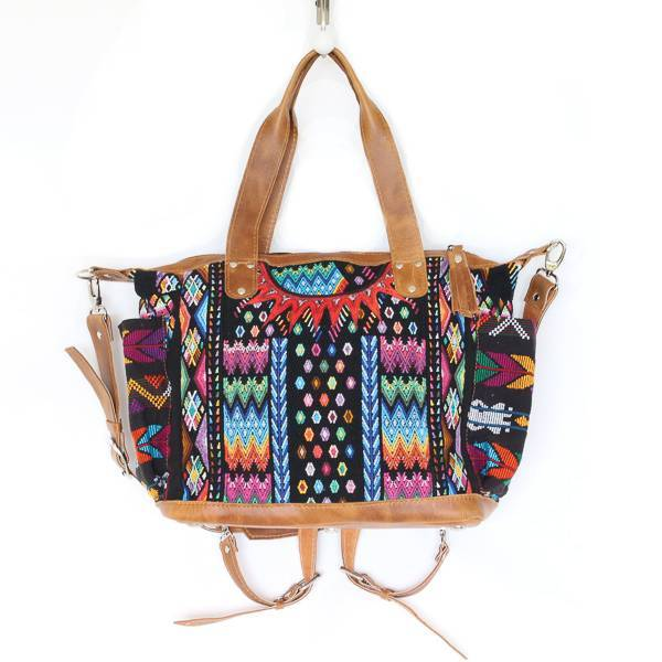 chichi huipil bag
