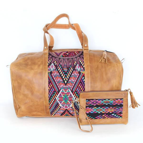 Antigua Original XL Duffle Bag with Clutch 585