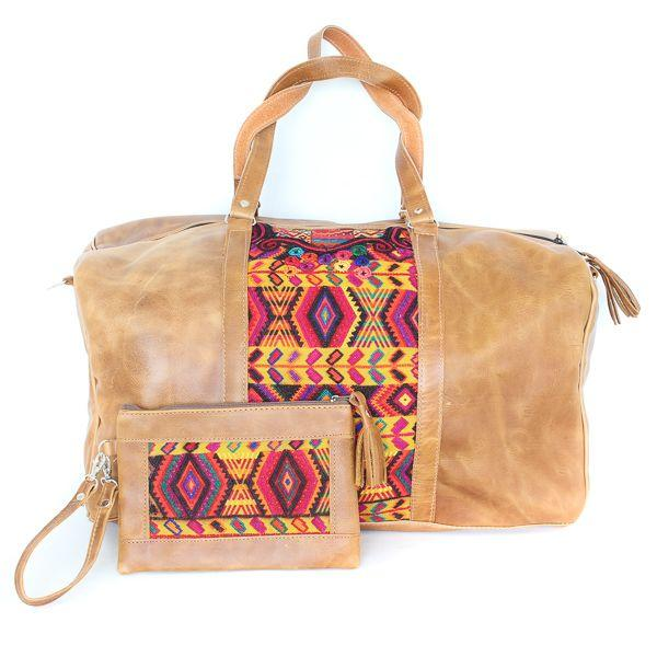 Antigua Original XL Duffle Bag with Clutch 586
