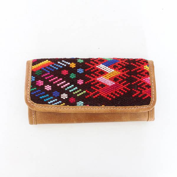 Embroidered Wallet 6