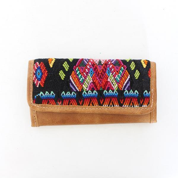 Embroidered Wallet 9