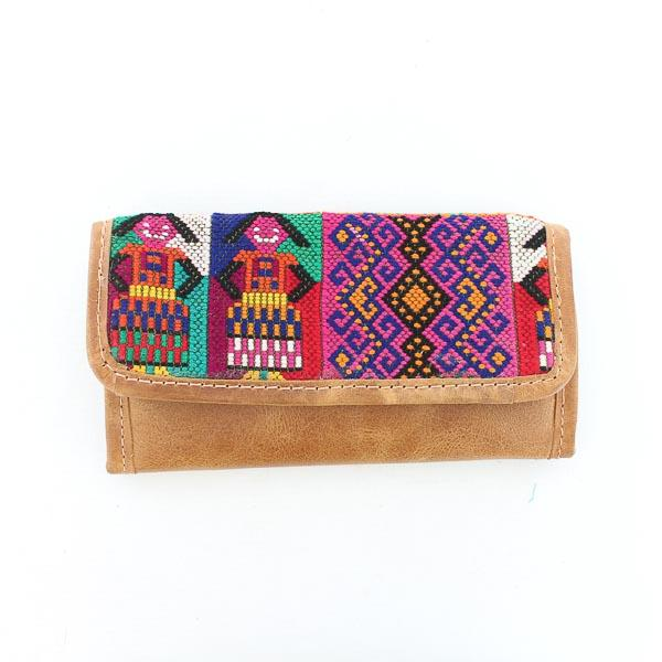 Embroidered Wallet 10