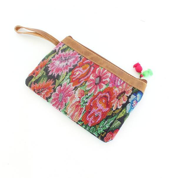 Antonio Huipil Clutch 10
