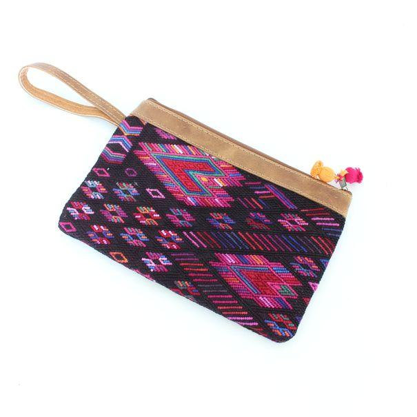 Antonio Huipil Clutch 4