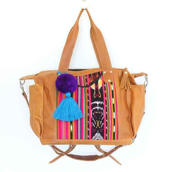 Domingo Original Convertible Carryall 314