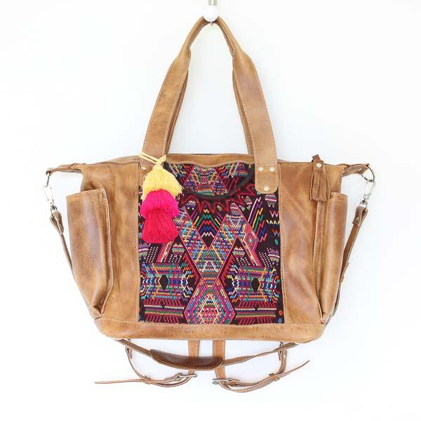 Domingo Original Convertible Carryall 406