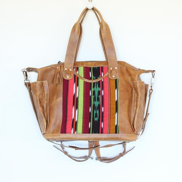 Domingo Original Convertible Carryall 408
