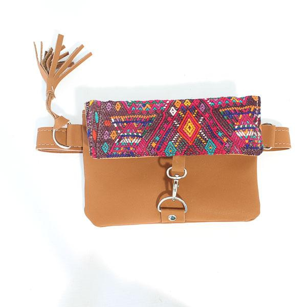 Ellie Belt Bag 263 - VEGAN Leather
