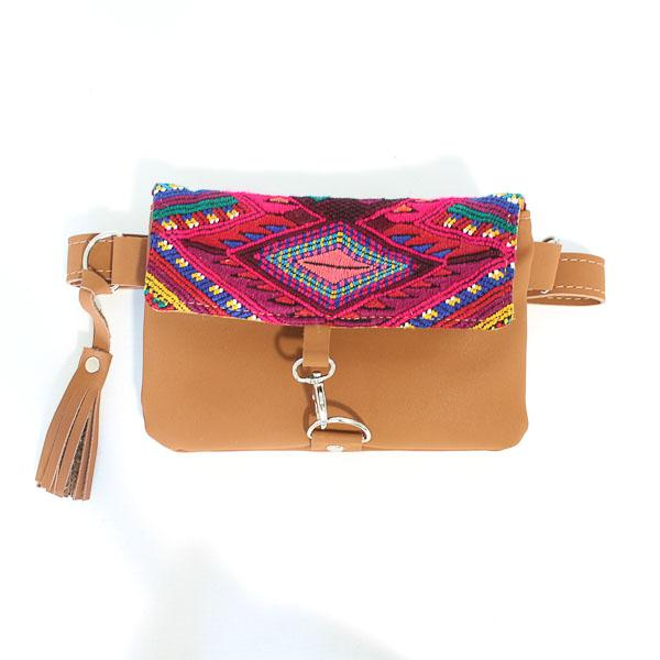 Ellie Belt Bag 264 - VEGAN Leather