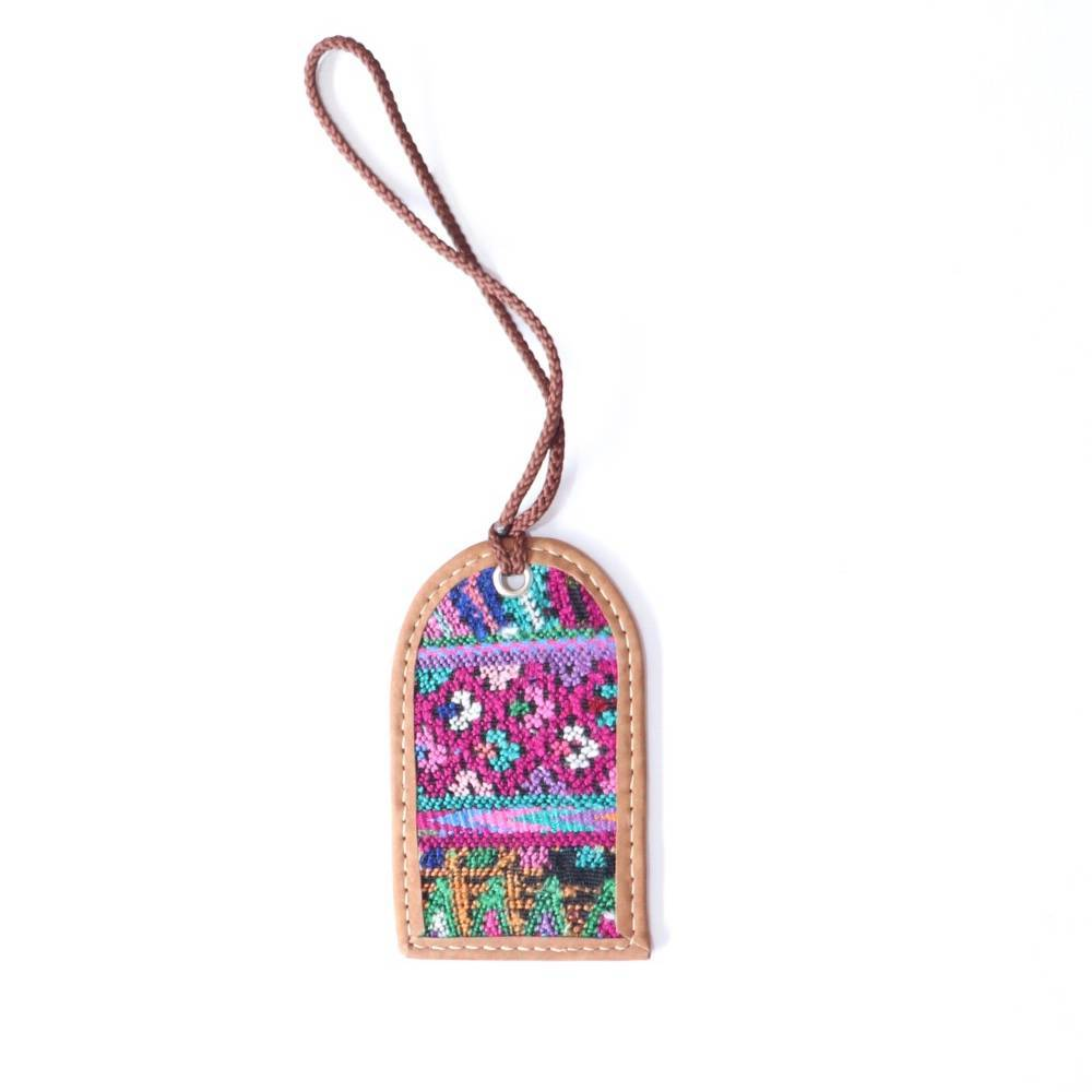 Guatemala luggage tag