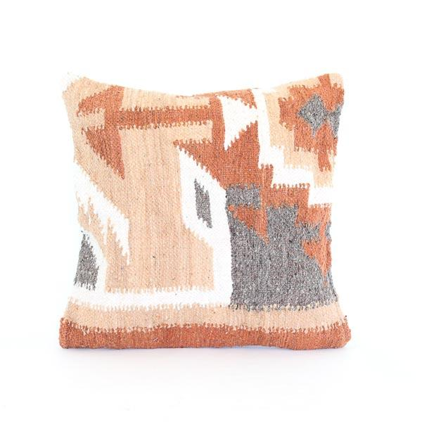 Guatemalan Wool Cushion 208
