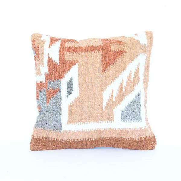 Guatemalan Wool Cushion 207