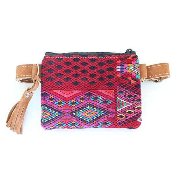 Izzy REVERSIBLE Belt Bag 52