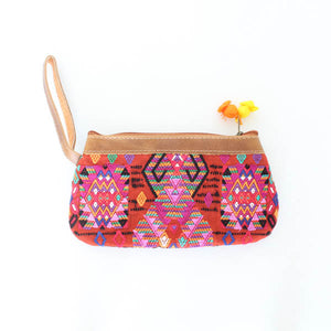 Laguna Embroidered Clutch 225