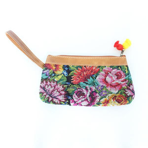 Laguna Embroidered Clutch 235