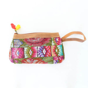 Laguna Embroidered Clutch 245