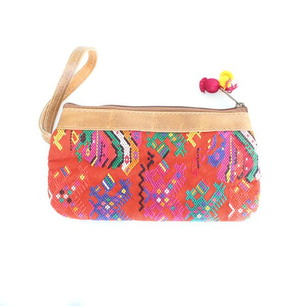 Laguna Embroidered Clutch 124