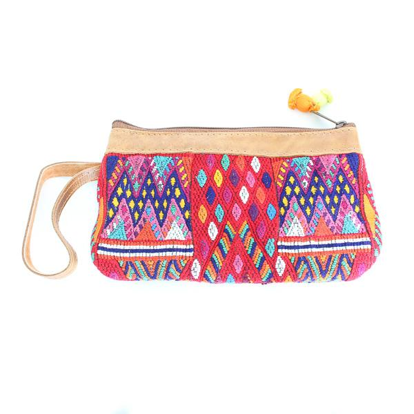 Laguna Embroidered Clutch 128